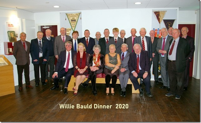 Willie Bauld 2020 Group